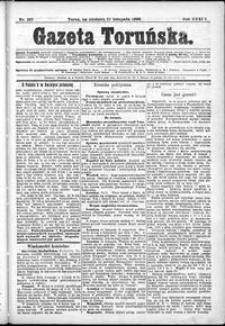 Gazeta Toruńska 1899, R. 33 nr 267
