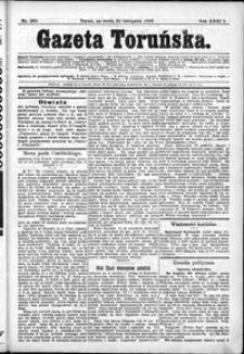 Gazeta Toruńska 1899, R. 33 nr 269