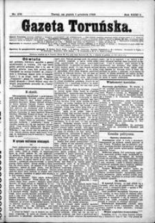 Gazeta Toruńska 1899, R. 33 nr 276