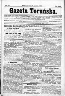 Gazeta Toruńska 1896, R. 30 nr 301