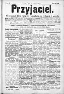 Przyjaciel : pismo dla ludu 1896 nr 5