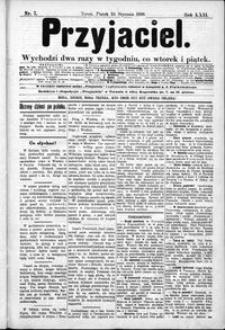 Przyjaciel : pismo dla ludu 1896 nr 7