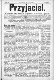 Przyjaciel : pismo dla ludu 1896 nr 15