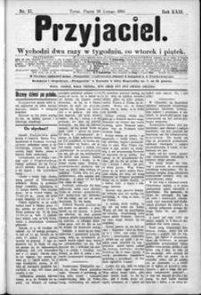 Przyjaciel : pismo dla ludu 1896 nr 17