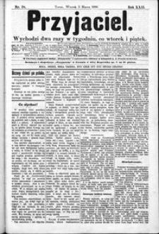 Przyjaciel : pismo dla ludu 1896 nr 18