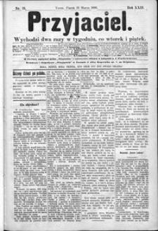 Przyjaciel : pismo dla ludu 1896 nr 21