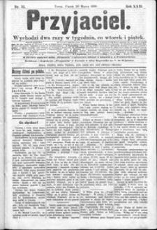 Przyjaciel : pismo dla ludu 1896 nr 23