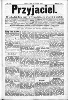 Przyjaciel : pismo dla ludu 1896 nr 25
