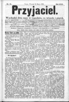 Przyjaciel : pismo dla ludu 1896 nr 26