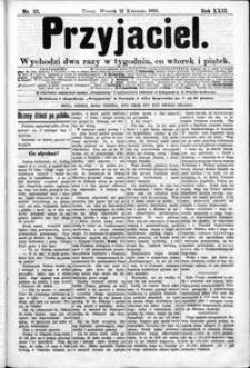 Przyjaciel : pismo dla ludu 1896 nr 32