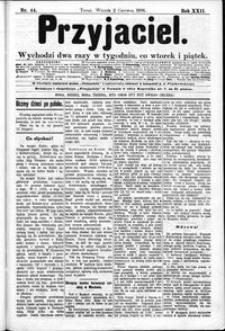 Przyjaciel : pismo dla ludu 1896 nr 44