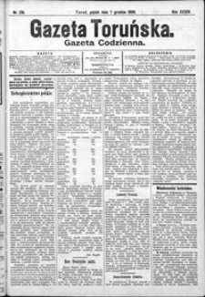 Gazeta Toruńska 1900, R. 34 nr 281