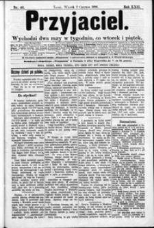 Przyjaciel : pismo dla ludu 1896 nr 46
