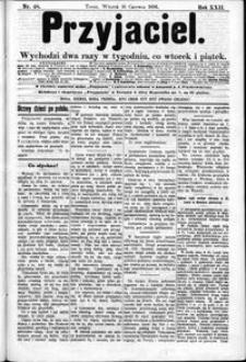 Przyjaciel : pismo dla ludu 1896 nr 48
