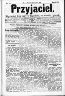 Przyjaciel : pismo dla ludu 1896 nr 49