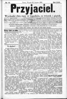 Przyjaciel : pismo dla ludu 1896 nr 50