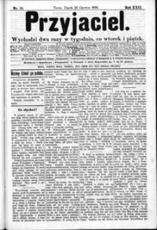 Przyjaciel : pismo dla ludu 1896 nr 51