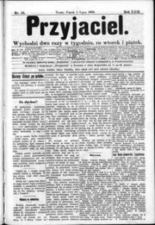 Przyjaciel : pismo dla ludu 1896 nr 53