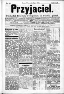 Przyjaciel : pismo dla ludu 1896 nr 56