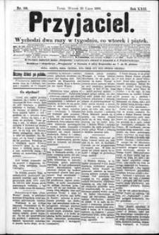 Przyjaciel : pismo dla ludu 1896 nr 60