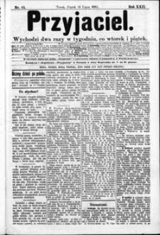 Przyjaciel : pismo dla ludu 1896 nr 61