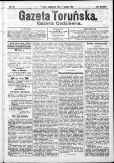 Gazeta Toruńska 1901, R. 35 nr 31