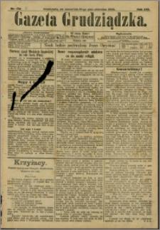 Gazeta Grudziądzka 1908.10.15 R.16 nr 124