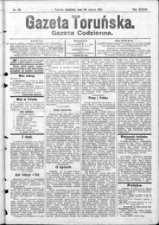 Gazeta Toruńska 1901, R. 35 nr 70