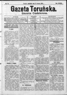 Gazeta Toruńska 1901, R. 35 nr 75