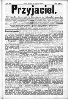 Przyjaciel : pismo dla ludu 1896 nr 69
