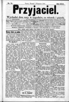 Przyjaciel : pismo dla ludu 1896 nr 70