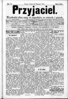 Przyjaciel : pismo dla ludu 1896 nr 75