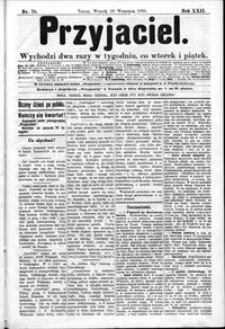 Przyjaciel : pismo dla ludu 1896 nr 78