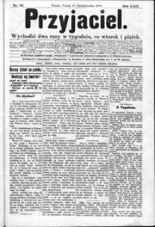 Przyjaciel : pismo dla ludu 1896 nr 83
