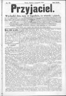 Przyjaciel : pismo dla ludu 1896 nr 89