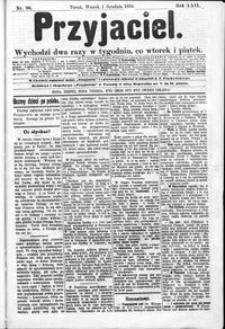 Przyjaciel : pismo dla ludu 1896 nr 96