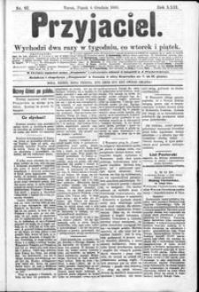 Przyjaciel : pismo dla ludu 1896 nr 97