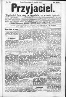 Przyjaciel : pismo dla ludu 1896 nr 98