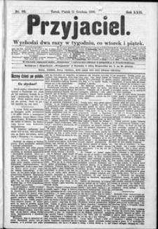 Przyjaciel : pismo dla ludu 1896 nr 99