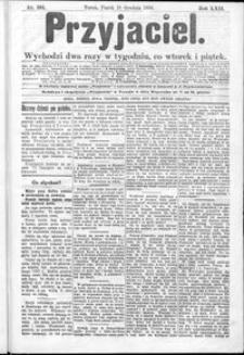 Przyjaciel : pismo dla ludu 1896 nr 101