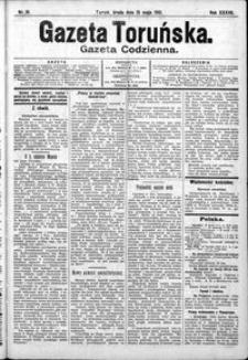 Gazeta Toruńska 1901, R. 35 nr 111
