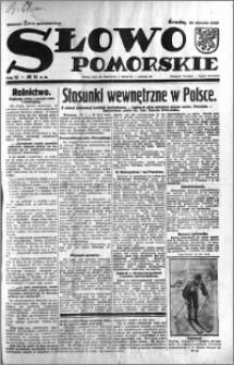 Słowo Pomorskie 1933.01.18 R.13 nr 14