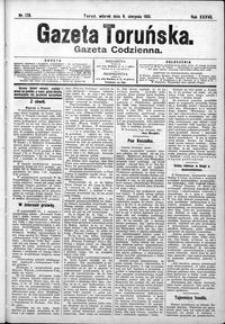 Gazeta Toruńska 1901, R. 35 nr 178