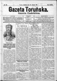 Gazeta Toruńska 1901, R. 35 nr 195