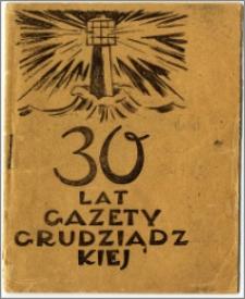 30 lat Gazety Grudziądzkiej