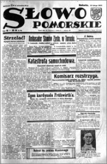 Słowo Pomorskie 1933.02.11 R.13 nr 34
