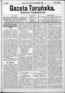 Gazeta Toruńska 1901, R. 35 nr 245