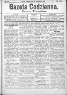 Gazeta Toruńska 1901, R. 35 nr 252