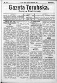 Gazeta Toruńska 1901, R. 35 nr 276