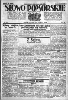 Słowo Pomorskie 1924.07.13 R.4 nr 161
